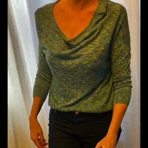 Aritzia Wilfred made in Italy scoop neck s…
